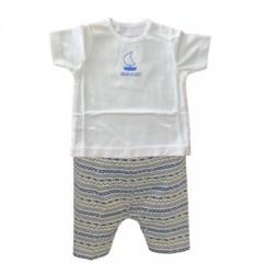Sailboat 2 Pieces Shirt With Pants