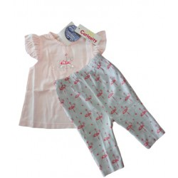 Carousel 2 Pieces With Legging Set