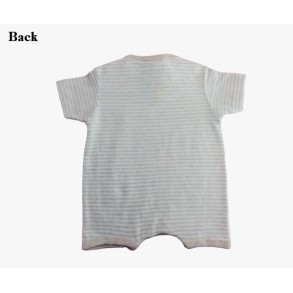Curiosity Baby Giraffe Romper with UV Protection and Water Repellent
