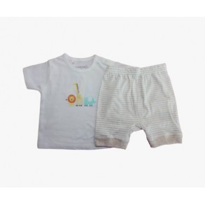 Curiosity Baby Safari Clothing Set with UV Protection and Water Repellent