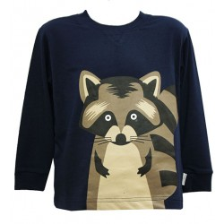 RACOON PRINTED TOP FOR BOYS