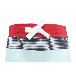 STRIPE SHORT FOR BOYS (MULTIPLE COLOR)