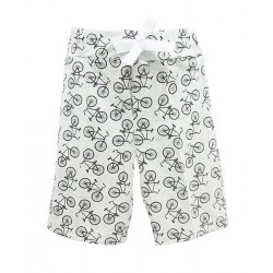 BIKE SHORTS FOR BOYS (GREY)