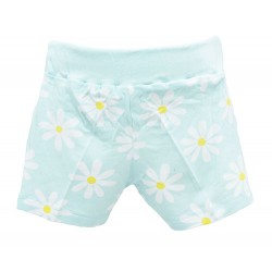 DAISY FLOWERY SHORTS FOR GIRLS