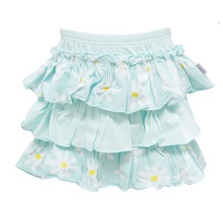 DAISY FLOWERY SKIRTS FOR  (AQUA)