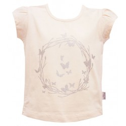 BUTTERFLY TOP FOR GIRLS (PINK)