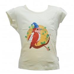 BIRD T-SHIRT FOR GIRL