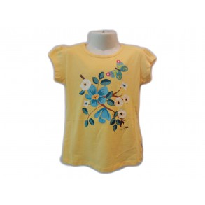 BUTTERFLIES T-SHIRT FOR GIRL