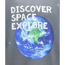 4D DISCOVER TEE FOR KIDS AND ADULTS