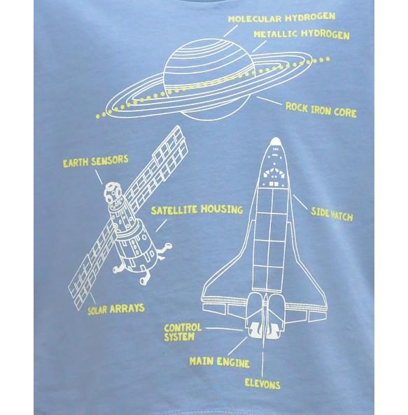 SPACE ORBIT TEE