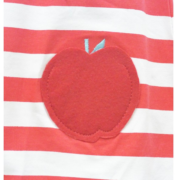 APPLE POCKET DRESS